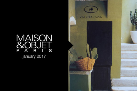 MAISON&OBJET Gennaio 2017