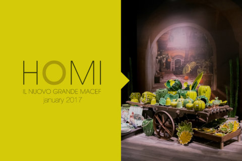 HOMI | Gennaio 2017