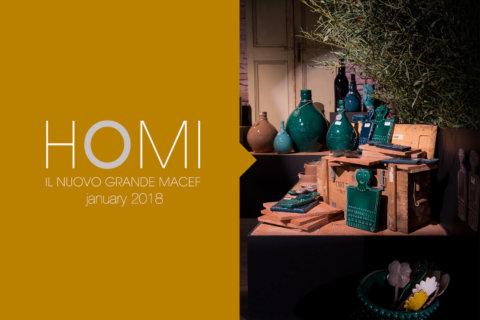 HOMI | Gennaio 2018