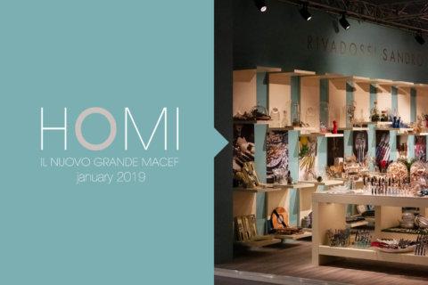 HOMI | Gennaio 2019