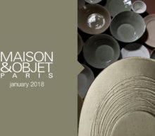 MAISON&OBJET   Gennaio 2018